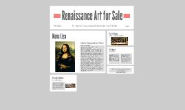 Renaissance Art for Sale