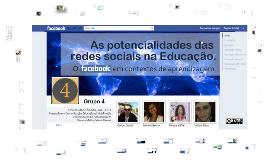 As Potencialidades das Redes Sociais na Educação