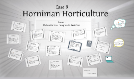 case solution of horniman horticulture Horniman horticulture is a wholesale nursery company, which was purchased by the browns couples from maggie's father at $999,000 horniman horticultural case.