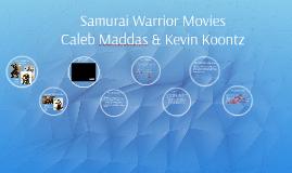 Samurai Warrior Movies