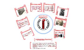 Fascismo Características