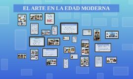 Copy of EL ARTE DE LA EDAD MODERNA
