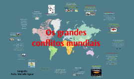 Copy of Os grandes conflitos mundiais