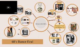 60's Dance Era Presentation