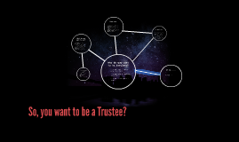 So, you want to be a Trustee?