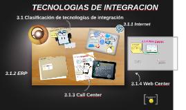 TECNOLOGIAS DE INTEGRACION3