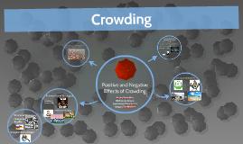 Crowding