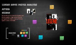 Legend Movie Poster Analysis