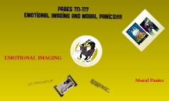 Emotional Imaging and Moral Panic