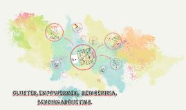cluster,empowermen, reingeniria, benchmarqueting.