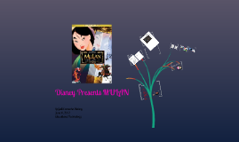 Copy of Disney Presents Mulan