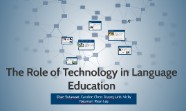 The Role of Technology in Language Education