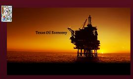 Texas Oil Economy