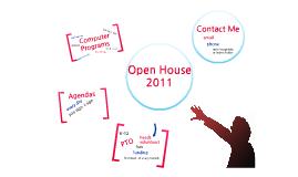 Open House 2011