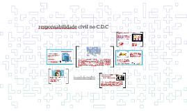responsabilidade civil no C.D.C