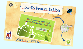 How to use Kidlogger Presentation