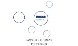 Lawyer's Retreat - 2015
