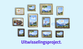 Uitwisselingsproject.