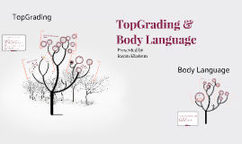 TopGrading and Body Language