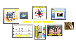 Chapter 7 - Software Fundamentals - Application Software