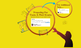 Preparing for Tests & Final Exams WEB