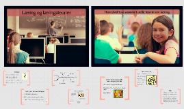 Læring og læringsteorier