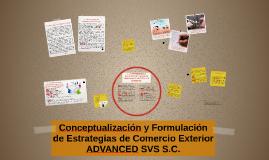 Conceptualización y Formulación de Estrategias de Comercio E