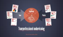 Tværprofessionel undervisning