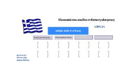 Ekonomiczna analiza reform rynku pracy