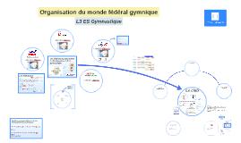 Organisation du monde fédéral gymnique