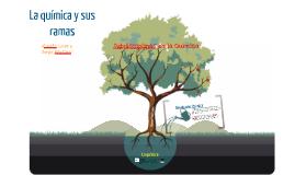 Copy of Las ramas de la Química