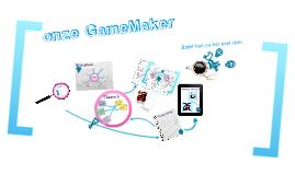 GameMaker presentatie
