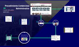 Procedimiento Contencioso Administrativo