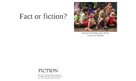 Human trafficking facts and fiction