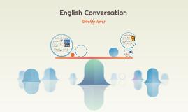 English Conversation