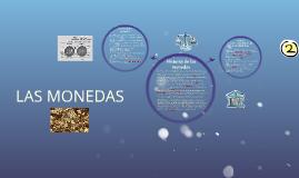 HISTORIA DE LAS MONEDAS