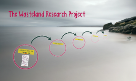 The Wasteland Research Project