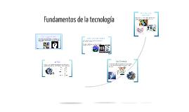 Fundamentos de la tecnología