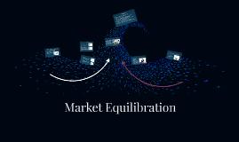 market equilibration