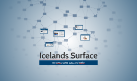 Icelands Surface and Tectonic Plate events