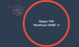 Happy 19th monthsary babe 3 by immedtobe coolcuky on prezi copy of happy 19th monthsary babe 3 m4hsunfo