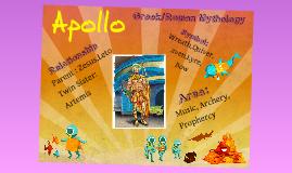 The Greek Mythology: Apollo