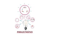 Copy of PODUZETNIŠTVO