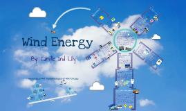 Copy of Wind Energy