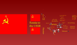 Russian Revolution, Fascism, and WWII