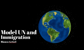 Model UN and Immigration