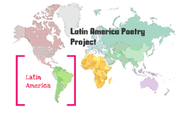 Copy of Latin America Poetry Project