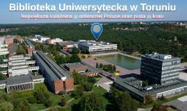 Biblioteka Uniwersytecka w Toruniu - 2015
