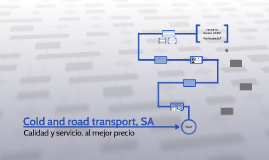 Cold and road transport, SA