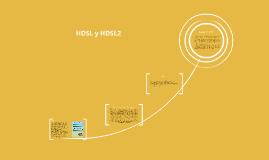 Copy of HDSL y HDSL2